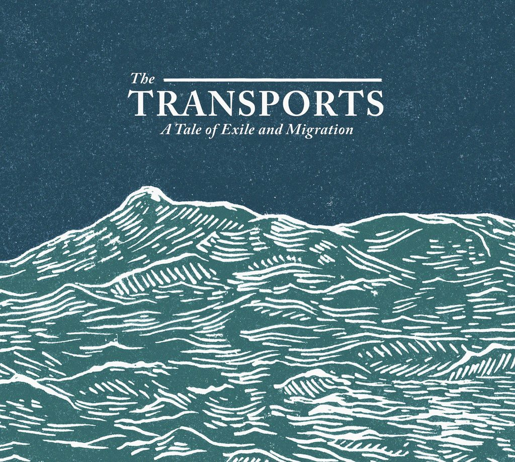The Transports album cover