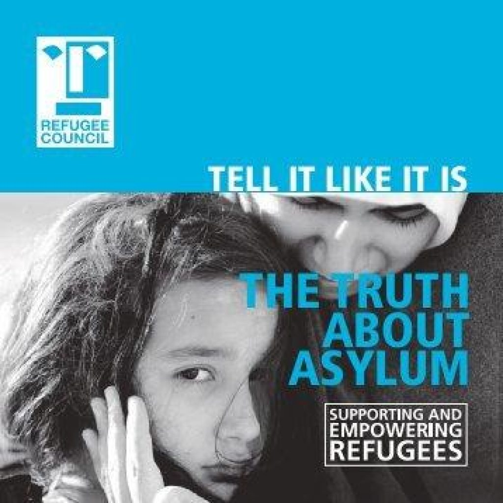 London  Refugee  Council Booklet